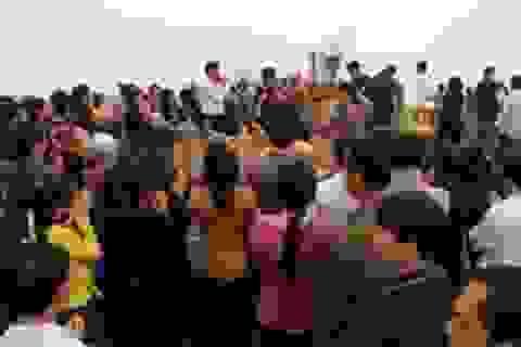 Hàng vạn người đổ về nơi Bà Triệu dấy binh khởi nghĩa