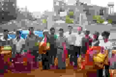 Grobest Industrial Việt Nam tiếp tục hỗ trợ người dân Quảng Bình