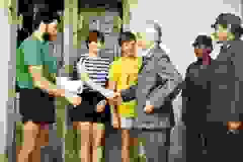 """""""Vua hang động"""" Howard Limbirt và lần gặp Đại tướng Võ Nguyên Giáp"""