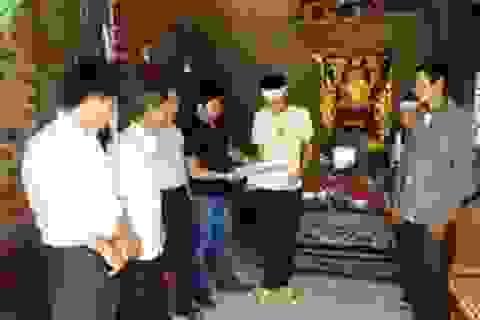 Gần 70 triệu đồng đến với em Lê Anh Tuấn