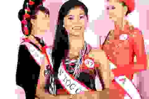 30 nhan sắc nổi bật lọt vòng chung kết Hoa hậu dân tộc