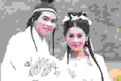 Lâm Chí Khanh hóa thân thành Tiểu Long Nữ