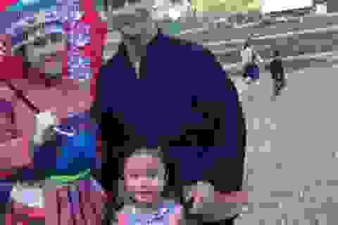 Diễn viên Trương Phương lần đầu lên vùng cao làm dâu
