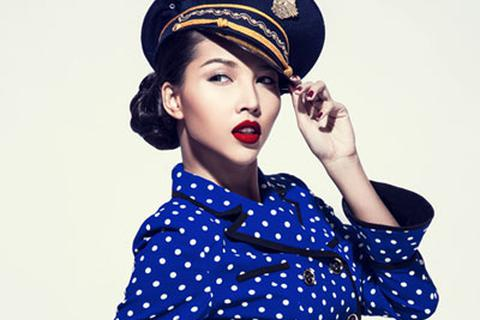 """""""Back to Memory"""" – BST Sống lại thời trang thập niên 40 của Eva de Eva"""