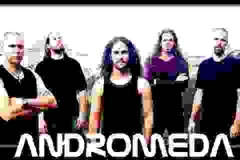 Ban nhạc rock Andromeda góp mặt tại Rockstorm 2013