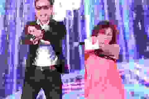 """Siu Black nhảy """"Gangnam Style"""" đầy máu lửa"""