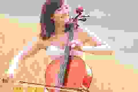 Nữ nghệ sỹ cello khiến fan nhạc Trịnh say mê