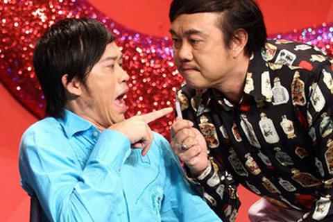 Hoài Linh làm liveshow lần 2 tại Hà Nội và Thái Nguyên