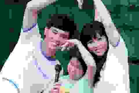 Trương Phương - Trung Quân làm Đại sứ Ngày hội tình nguyện toàn cầu