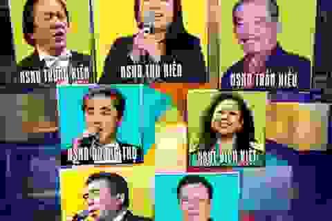 Cuộc hội ngộ lịch sử của thế hệ Điện Biên Phủ