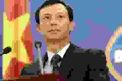 Việt Nam hoan nghênh việc tiêu hủy kho vũ khí hóa học tại Syria