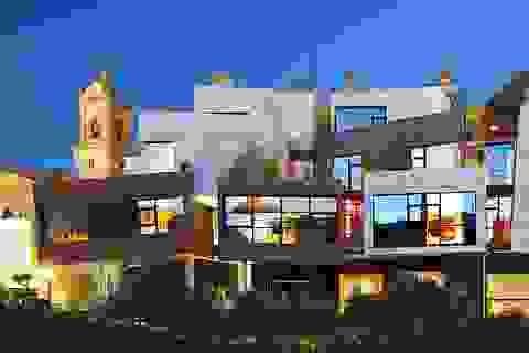 Độc đáo những khách sạn hình khối lập phương