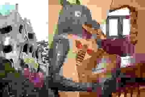 """""""Ngôi nhà điên"""" ở Đà Lạt lọt top 3 những phòng khách sạn kỳ lạ nhất thế giới"""