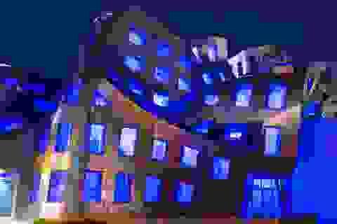 """Những công trình có kiến trúc """"độc"""" nổi tiếng thế giới"""