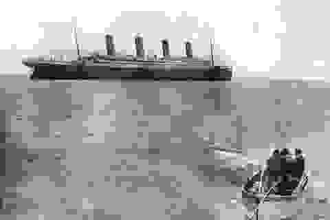Những bức ảnh hiếm về con tàu Titanic xấu số