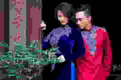 Hoa hậu Quý bà châu Á đẹp dịu dàng với áo dài ngày 8/3
