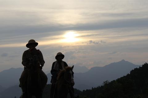 """Hình ảnh Bác Hồ và những ngày lịch sử ở Việt Bắc trong """"Nhà tiên tri"""""""