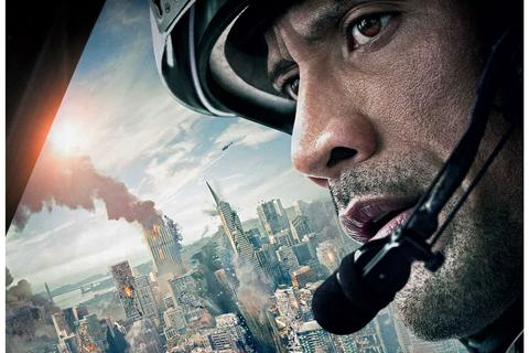 Khe nứt ở San Andreas
