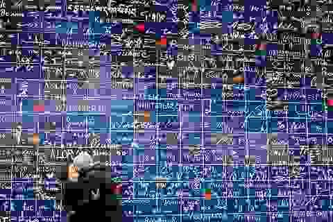 """Bức tường ghi ba chữ """"I love you"""" bằng 300 thứ tiếng"""