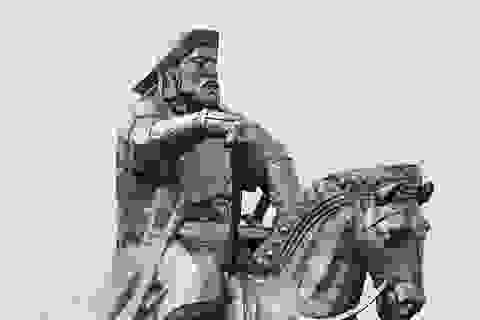 Bức tượng Thành Cát Tư Hãn lớn nhất thế giới