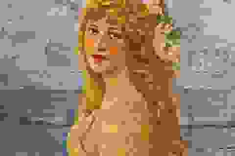 Độc đáo những bức tranh được tạo nên từ… bản đồ cũ