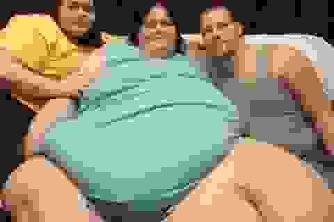 Người phụ nữ béo nhất thế giới muốn kết hôn với bạn trai kém 16 tuổi