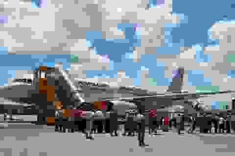 Jetstar Pacific mở đường bay TPHCM - Bangkok