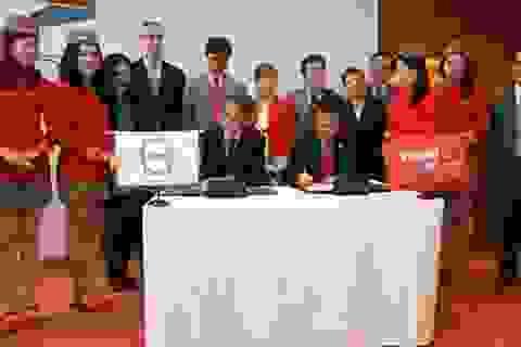 VietJet ký hợp đồng bảo dưỡng động cơ máy bay giá 300 triệu USD
