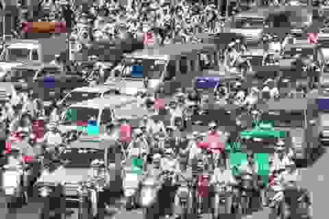 Cơ hội ứng dụng công nghệ di động trong quản lý giao thông