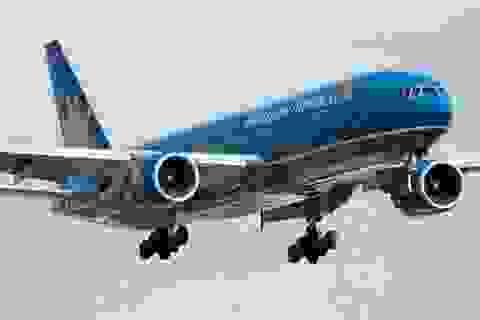 Máy bay Vietnam Airlines suýt va chạm tại Trung Quốc