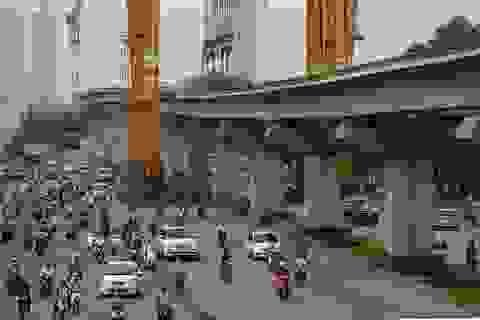 """Đối chất """"nóng rát"""" về tiến độ """"rùa bò"""" của dự án đường sắt Cát Linh - Hà Đông"""