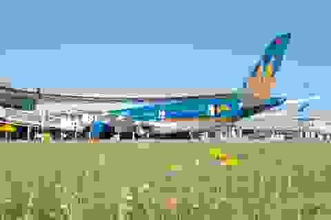 Vietnam Airlines tiếp nhận máy bay Airbus 350 XWB đầu tiên