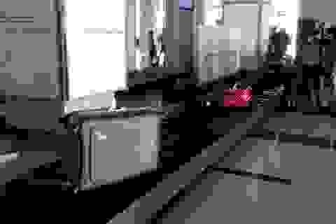 Cục Hàng không Việt Nam thông tin về vụ hành lý bị mất đồ