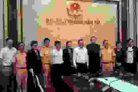 Thái Lan sang Việt Nam học hỏi về an toàn giao thông
