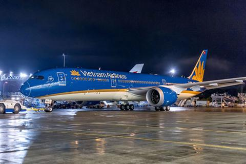 Chiếc máy bay Boeing lớn nhất của Việt Nam chuẩn bị được bay thử