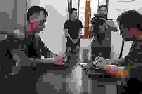 Bắt nhóm đối tượng buôn ma túy đá liên tỉnh