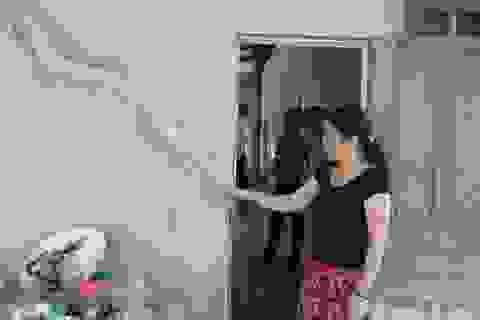 Hàng trăm hộ dân nơm nớp lo sợ vì nhà bị lún, nứt do thi công Quốc lộ 1A