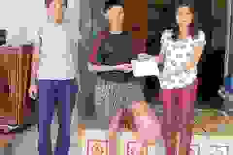 Gần 160 triệu đồng đến với 4 hoàn cảnh nhân ái ở Nghệ An