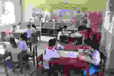 Giảm tỷ lệ học sinh bỏ học nhờ mô hình Trường học mới VNEN