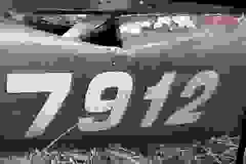 Máy bay quân sự mất liên lạc sau 8 phút bay