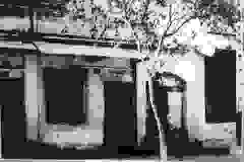 Dấu tích Chi bộ Cộng sản Việt Nam ngày ấy - bây giờ