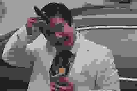 Nghệ sĩ ưu tú Chí Trung kêu gọi không sử dụng sừng tê giác