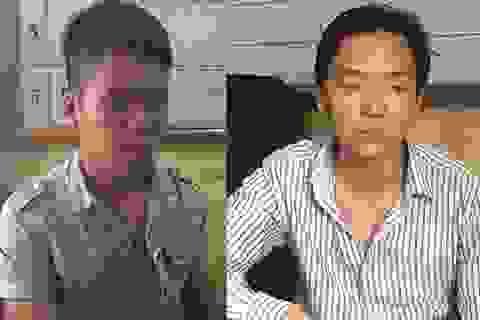 """Cảnh sát hóa trang """"bắt sống"""" 2 đối tượng cướp giật"""