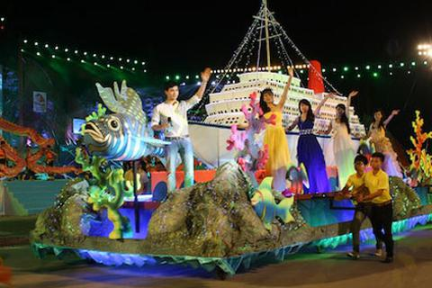 """Carnaval Hạ Long: """"Hội tụ tinh hoa – Lan tỏa nụ cười"""""""