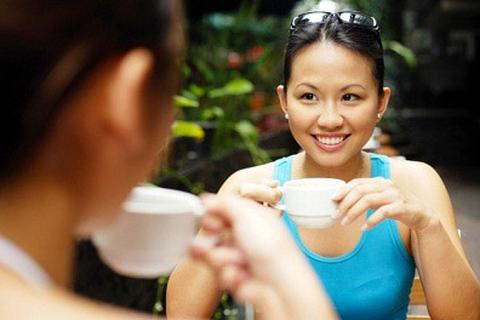 Sành điệu với cà phê tươi