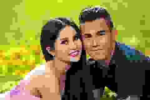 Vợ chồng cầu thủ Thanh Bình lên tiếng sau khi bị chê tại bước nhảy hoàn vũ