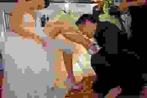 Vợ chồng Ngọc Quyên tổ chức đám cưới tại Mỹ