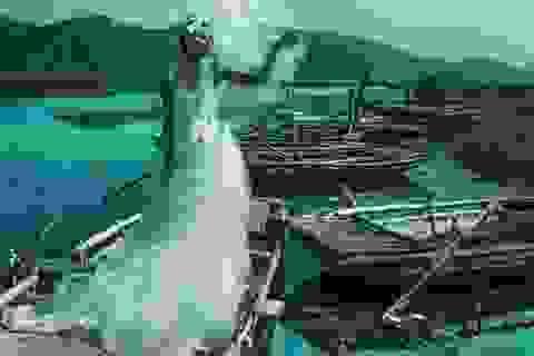 """Bộ ảnh """"đẹp như tranh"""" của Lê Thúy ở Ninh Bình"""