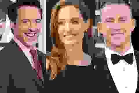"""Top 10 ngôi sao có thu nhập """"khủng"""" nhất"""