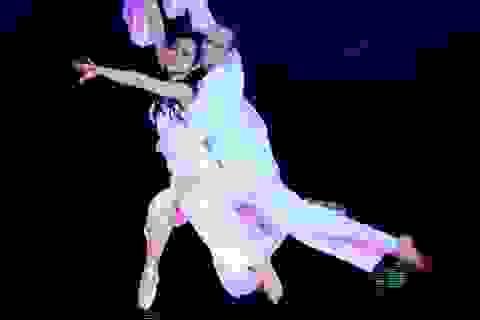 Bà hoàng khiêu vũ Thu Thủy thỏa mãn với kết quả của Bước nhảy hoàn vũ
